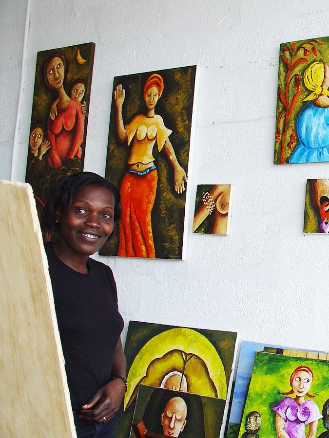 ARTIST TRAINING & DEVELOPMENT